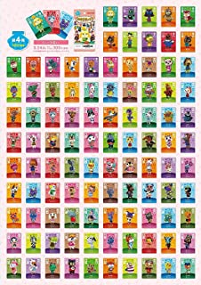 どうぶつの森 amiiboカード 第4弾 全100種類 コンプリートセット