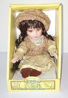 CASA delle Bambole Bambino in Bianco Pizzo Abito /& COFANO IN MINIATURA 1:12 PERSONE porcellana