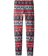 Hot Chillys Kids - MTF Print Tights (Little Kids/Big Kids)