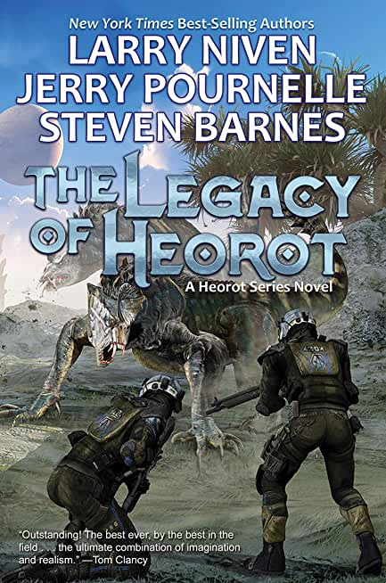 The Legacy of Heorot (Heorot Series Book 1) (English Edition)