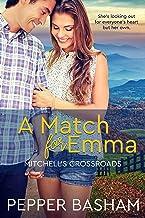A Match for Emma (Mitchell`s Crossroads Book 3)