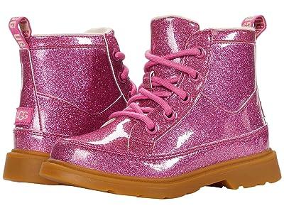 UGG Kids Robley Glitter (Toddler/Little Kid) (Berry Rose Glitter) Girls Shoes