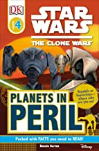DK Readers L4: Star Wars: The Clone Wars: Planets in Peril: Republic or Separatists Whose Side Are You On?