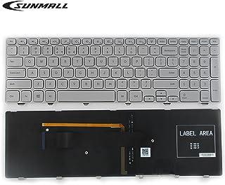 GAOCHENG Laptop Palmrest for DELL Inspiron 13 7347 7348 P57G Gold Upper case New and Original
