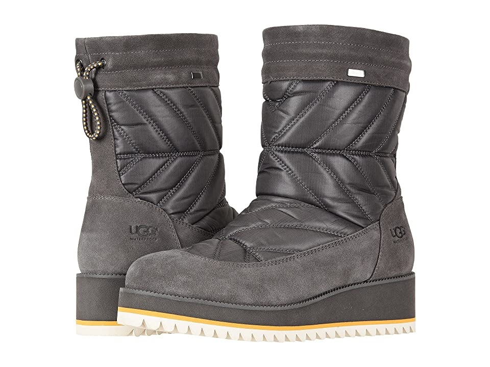 UGG Beck Boot (Charcoal) Women