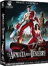 L' Armata Delle Tenebre  (Limited Edition) (3 Blu-Ray+4 Dvd+Booklet) [Italia] [Blu-ray]