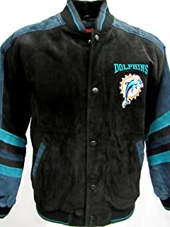 Best dolphins leather jacket Reviews