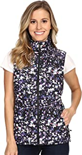 The North Face Women's Thermoball¿ Vest TNF Black Floral Crystal Print (Prior Season) X-Small