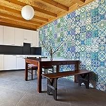 Walplus verwijderbare zelfklevende muurkunst sticker vinyl woondecoratie DIY woonkamer slaapkamer keuken decor behang Enge...