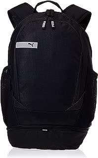PUMA Unisex-Adult Backpack, Black - 075491