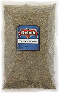 Italian Seasoning - 100% All Natural by Its Delish, 8 Oz Bag