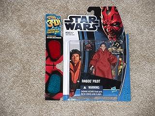 Star Wars Naboo Pilot Figura de acción