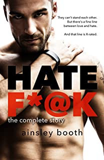Hate F*@k (Forbidden Bodyguards Book 1)