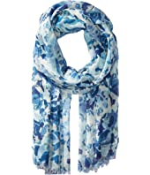 Polo Ralph Lauren Butterfly Floral Scarf