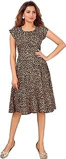 DESI VESI Women's Knee Length Dress