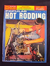 1967 67 January POPULAR HOT RODDING Magazine, Volume 6 Number # 1 (Features: What Nascar Is Doing For Drag Racing / Drag Test - Hot Street Cobra / How To Get Started In Drag Racing)