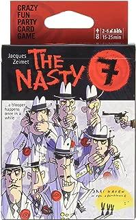 Drei Hassen Nasty 7 Family Card Game