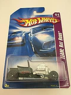 Hot Wheels 2008 125 Team: Rat Rods 1 of 4 T-Bucket 1/4 T Bucket 1:64 Scale