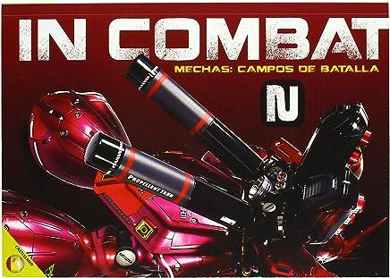 AMMO MIG-6027 Combat 2: Campos Batalla De Mechas Castellano, Multicolour