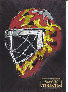 Mike Vernon 1993-94 Pinnacle Masks #2