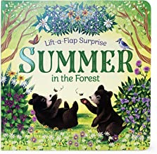 Summer in the Forest (Lift-a-flap Surprise) (Lift-A-Flap Surprise Pop-Up Board Books)