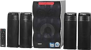 Geepas Bluetooth Speakers,Black,GMS105