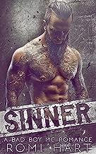 Sinner: A Bad Boy MC Romance