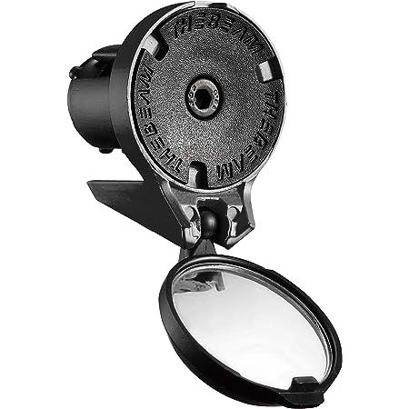 ビーム (The Beam) ドロップバー用サイドミラー 国際特許 CORKY [コーキー] バーエンドミラー