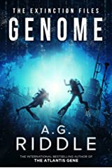 Genome (The Extinction Files Book 2) Kindle Edition