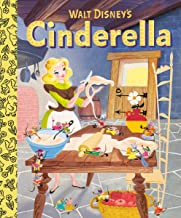 Walt Disney's Cinderella Little Golden Board Book (Disney Classic) (Little Golden Book)