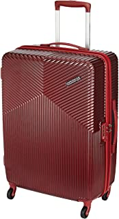 American Tourister Georgia Polycarbonate 69 cms Red Hardsided Check-in Luggage (FS3 (0) 00 002)