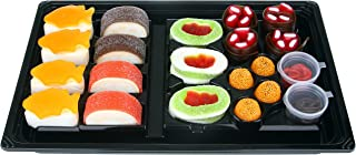 Raindrops Candy Gummy Sushi Bento Box (2 Pack(21 Piece))