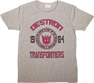 トランスフォーマー【国内公式監修】Tシャツ デストロンカレッジTシャツ