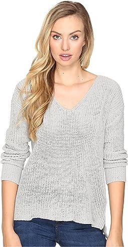 Zona Soft V-Neck Sweater