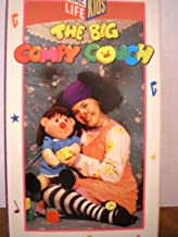 The Big Comfy Couch Learn With Loonette VHS