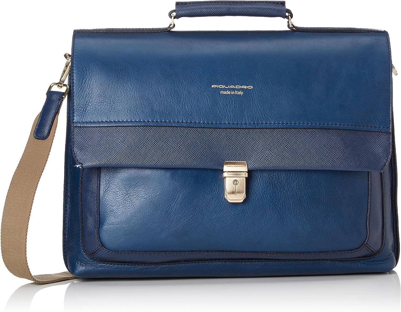 marcas en línea venta barata Piquadro Maletín Maletín Maletín CA3111IT5 azul, Azul  ventas en linea