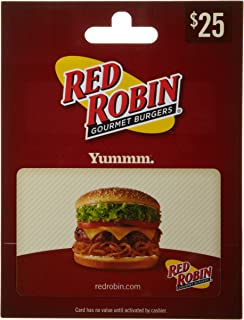 red robin gift card deal