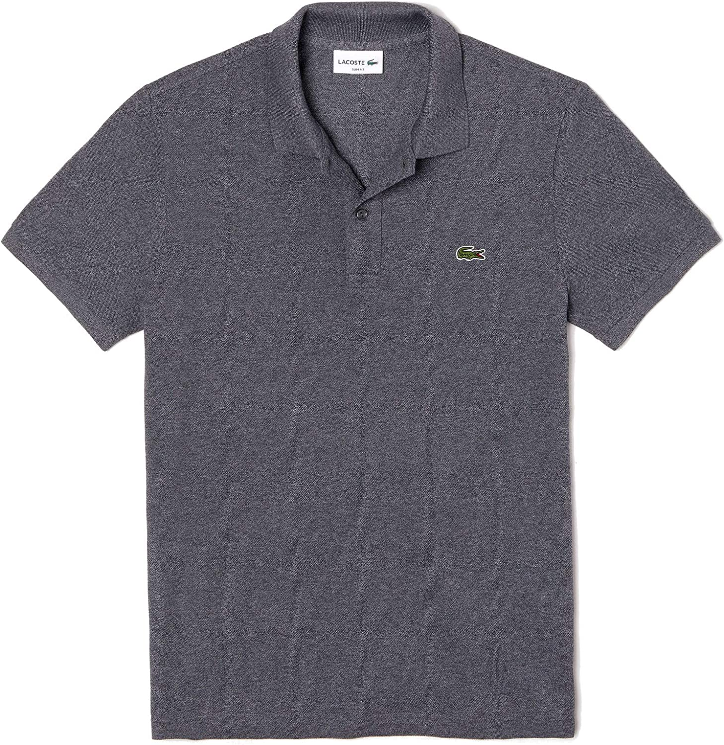 Max 57% OFF Lacoste Men's Classic Pique Slim Max 57% OFF Fit Polo Shirt Sleeve Short