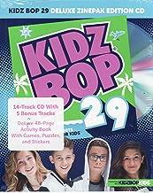 Kidz Bop, Vol. 29 ZinePak CD Includes 5 BONUS Tracks, deluxe 48-page activity book, 19-song CD