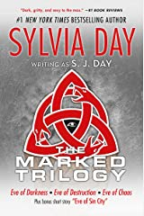 The Marked Trilogy: (Eve of Darkness, Eve of Destruction, Eve of Chaos, Eve of Sin City) (Marked Series) Kindle Edition