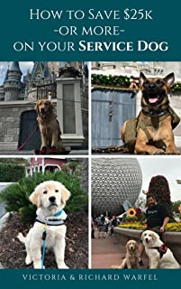 How to Save $25k - or more - on Your Service Dog: How to Train Your Service Dog with Dream Dogz