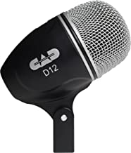 CAD Audio D12 Dynamic Cardioid Kick Microphone