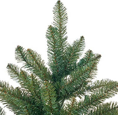 Christopher Knight Home 307348 9-Foot Norway Spruce Pre-Lit Hinged Artificial Christmas Tree, Green + Clear Lights
