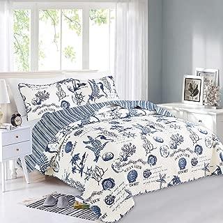 Best seashore comforter sets Reviews