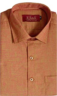 Reverence - Men's Half Sleeves Regular Fit, Formal Shirt, Casino