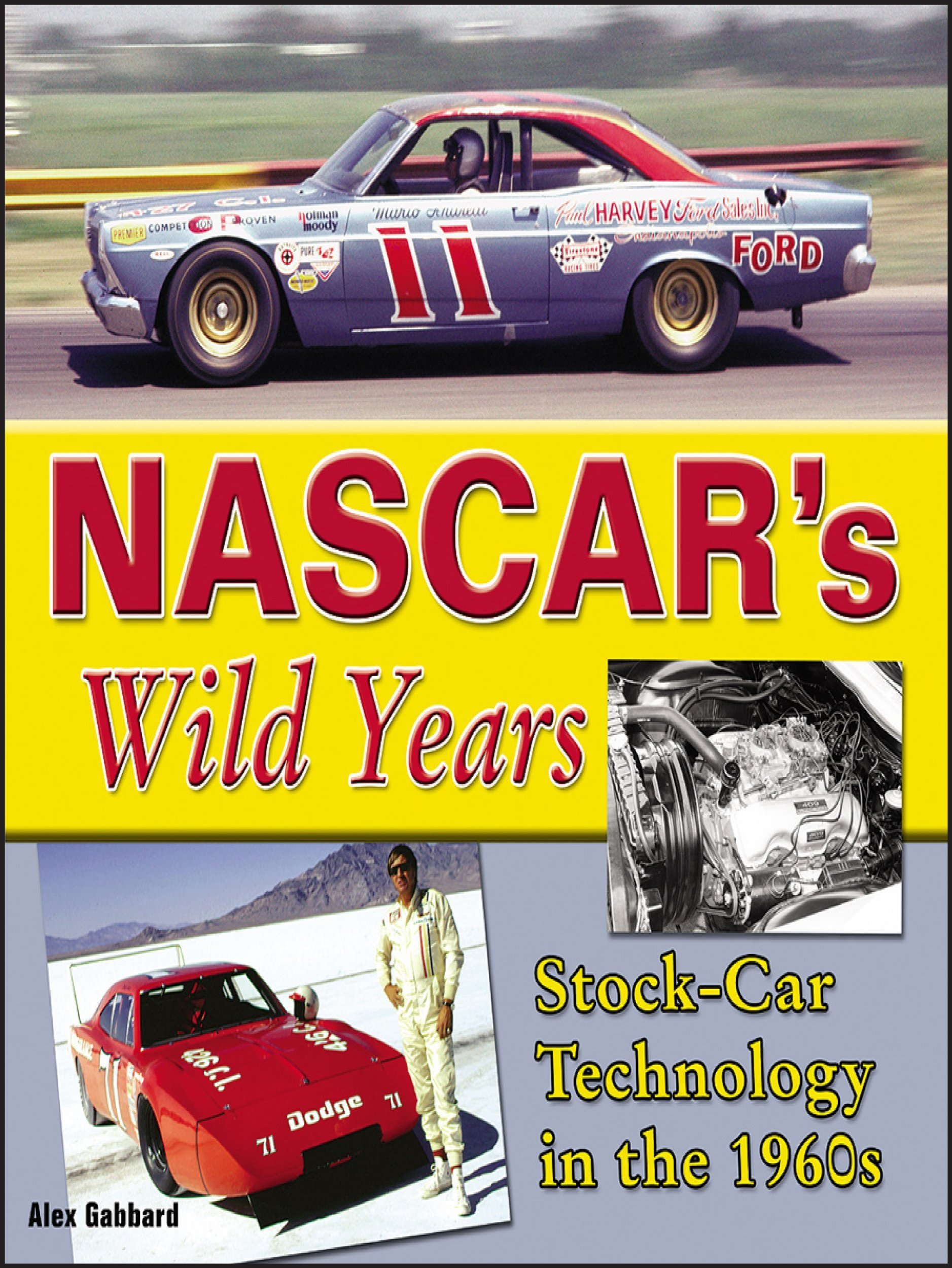 Image OfNascar's Wild Years: Stock-Car Technology In The 1960s