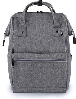 Travel Backpack Large Diaper Bag Doctor Bag Backpack School Backpack for Women&Men (H2261 Gray)