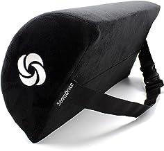 Samsonite Travel Neck Pillow for Car Half Moon Lumbar Cushion Half Moon Lumbar Cushion