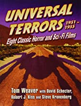 Universal Terrors 1951-1955: Eight Classic Horror and Science Fiction Films