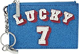 Evy Lucky 7 Zip Coin Pouch
